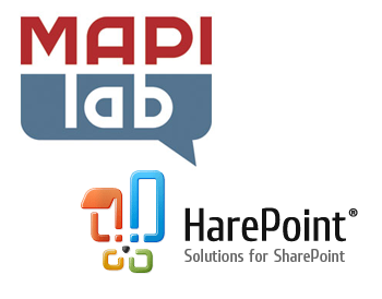 mapilab and harepoint logo